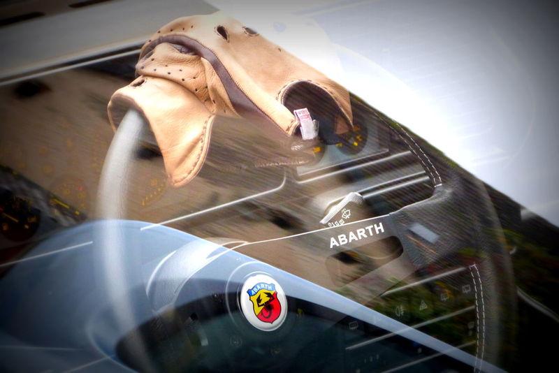 Car Franco Sbarro La Suisse Abarth