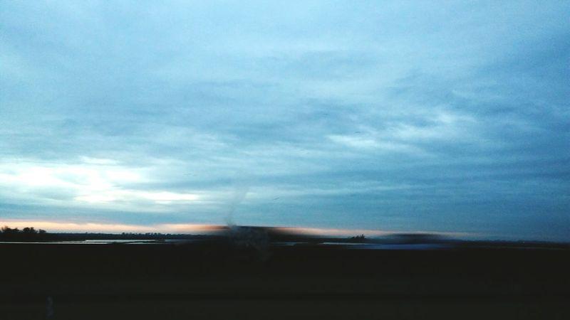 Cali Winter Smartphonephotography Enjoying Life Norcal My Daily Commute Gods Art Sunset EyeEm Nature Lover