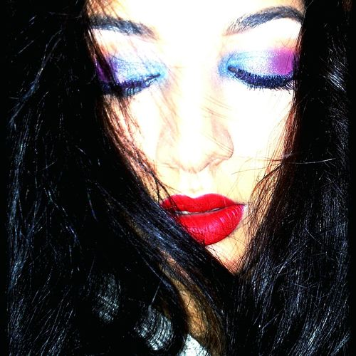 Makeupsleek Bourjois_Collection Rainbow Colors Fashion&love&beauty Color Portrait EyeEm Best Shots Hello World Taken By Me Make Up Bold And Beautiful