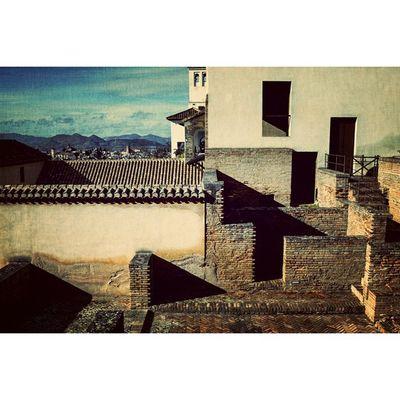 #alhambra #andalousie #grenade