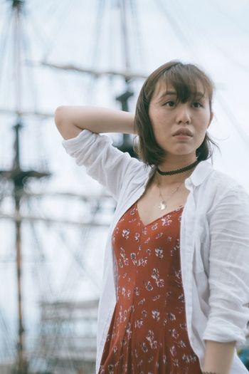Portrait Explore Hk FUJIFILM X-T1 Portrait Of A Woman