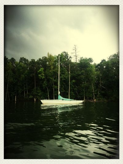 Come sail away Water_collection Lake Going Sailing