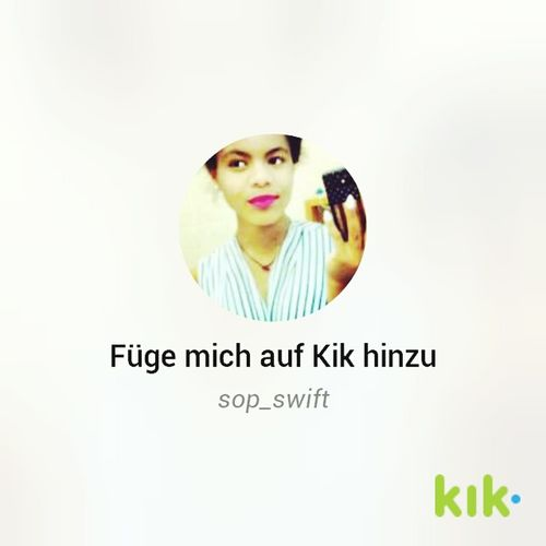 Chat with me Kikmessenger