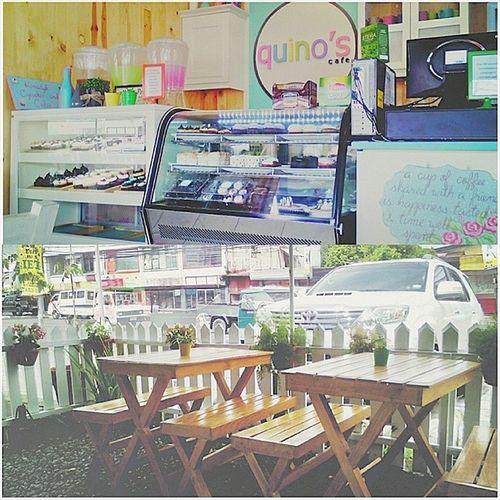 Quino's Cafe ? POTD Cafe Bacolod