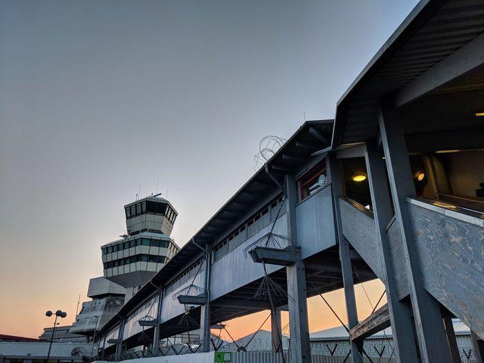 Tegel. Airport