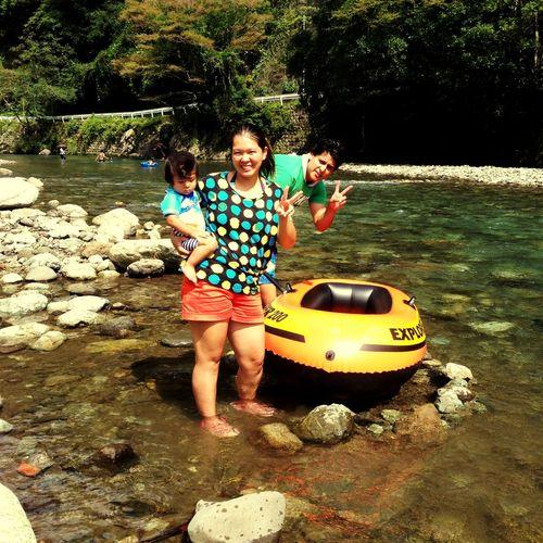 At The River River En El Río