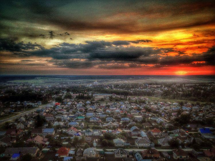 Zadonsk Evening Homeland