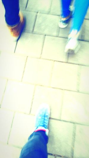 Shoes Legs