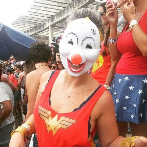 Há, palhaço! Mebeijaquesoucineasta Blocos Eutonomebeija Carnaval carnavaldorio riodejaneiro brazil