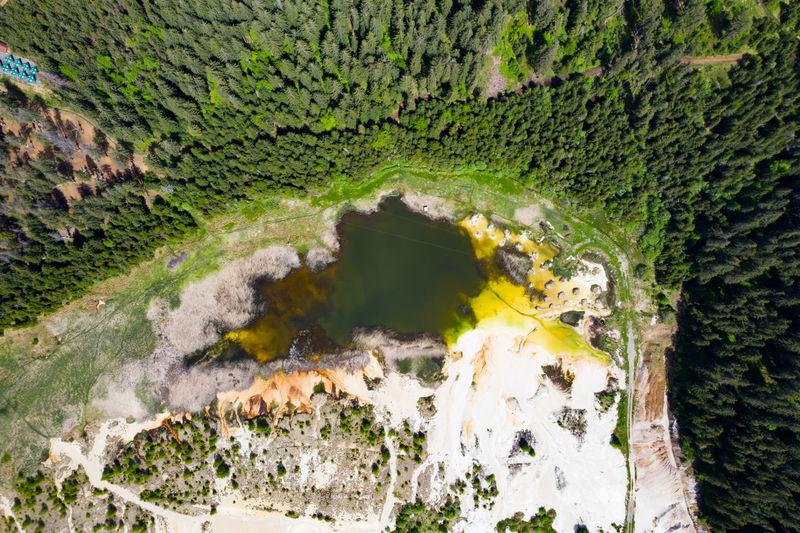Lake Water Mine