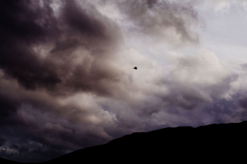 Beauty In Nature Cloud - Sky Clouds And Sky EyeEm Best Shots EyeEm Gallery EyeEm Nature Lover EyeEmNewHere Eyem Best Shots Flying Landscape_Collection Mid-air Mountain Nature Nature Photography Outdoors Scotland Scottish Highlands Silhouette Sky Storm Storm Cloud The Great Outdoors - 2017 EyeEm Awards Tranquility VSCO Lost In The Landscape