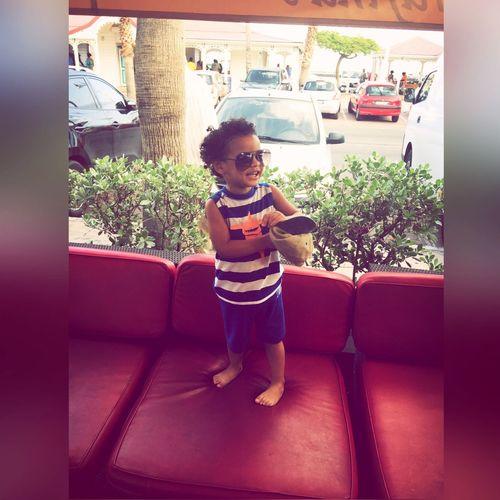 Mr. Handful Summertime Islandlife Fun Wildchild Enjoying Life Taking Photos 2015  Smile