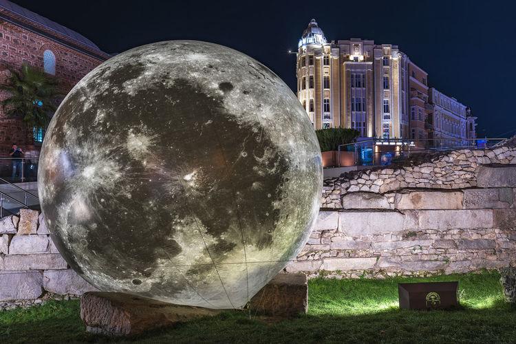 Full moon art
