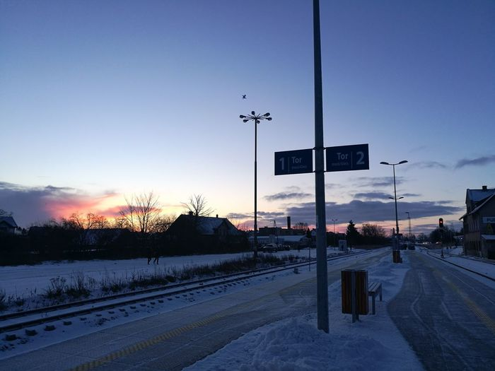 Sky No People Cloud - Sky Cold Temperature Winter Nature Snow Huawei P9 Leica Beauty In Nature Sky Beautiful Colors Nofilter Nice Day Wonderful Beautiful Wiew Horizon Poland Nature Nice Day Beautiful HuaweiP9 Sky Only Nature Photography Winter