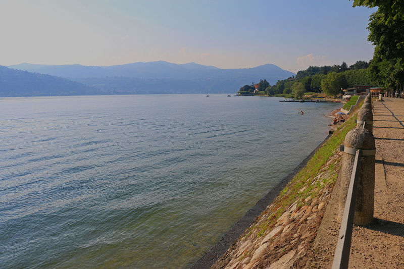 Great view of Lake Maggiore Water Outdoors Nature Sea Beauty In Nature Italy 🇮🇹 Italy❤️ Italy🇮🇹 Italy Greatviews Italy Photos Greatview Italygram ıtaly Landscape No People Sky Day Lake Tourism Travel Nature Italyiloveyou Italy Holidays Italianeography