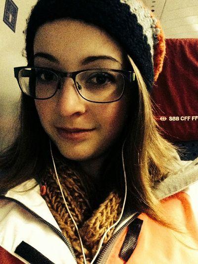 Open Edit Travel Train Switzerland Swiss Daydreaming Tiered Happy Eye Make Up Listening To Music