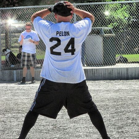 The agony of defeat Slowpitchsoftball Recleague Softball Baseball team cruzbeer 24