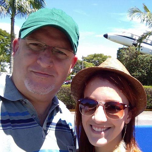 Eu e a minha linha filha @bversuri Temvalorpramim