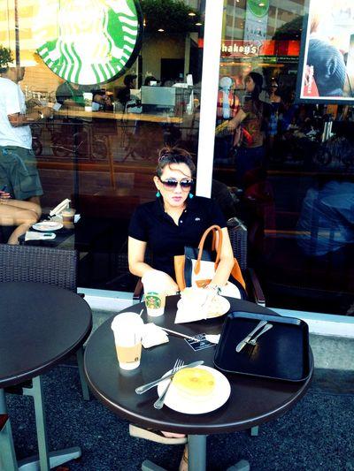 Coffee at Starbucks SM Sucat Coffee