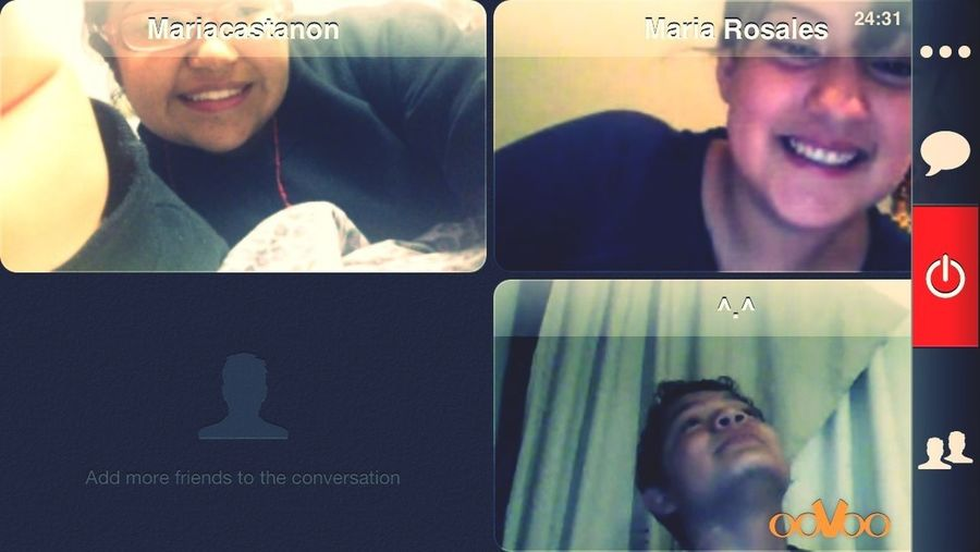 Oovooin with this niggas :)