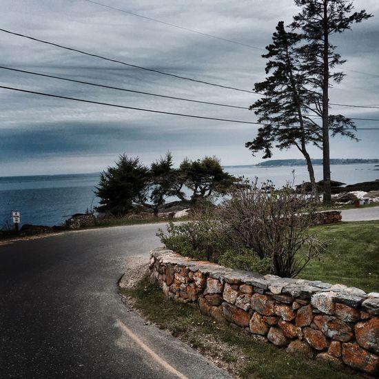 Boothbay Harbor Maine Beautiful Scenery
