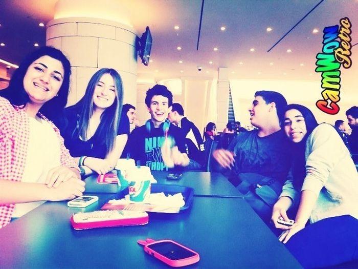 Meeting Friends