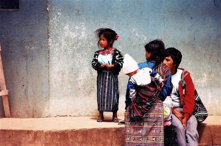 1992 Child Day Guatemala Outdoors People Travel Photography