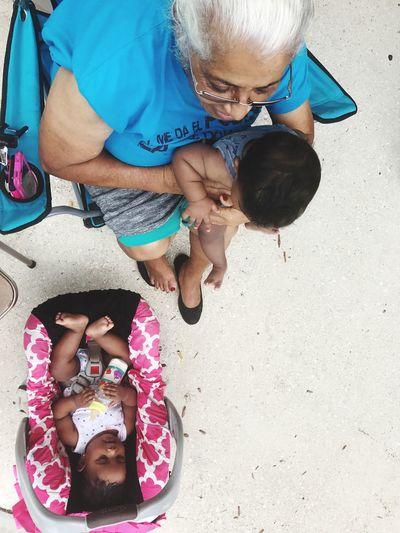 EyeEm Selects Grandma And Grandson Grandma And Granddaughter Love Family Twins Boy