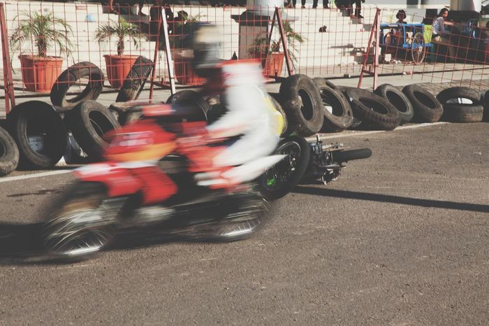 Road Race INDONESIA Racing Roadrace Transportation Mode Of Transportation Real People Motion Sport Motorcycle Blurred Motion Speed Road Competition Men Helmet People EyeEmNewHere