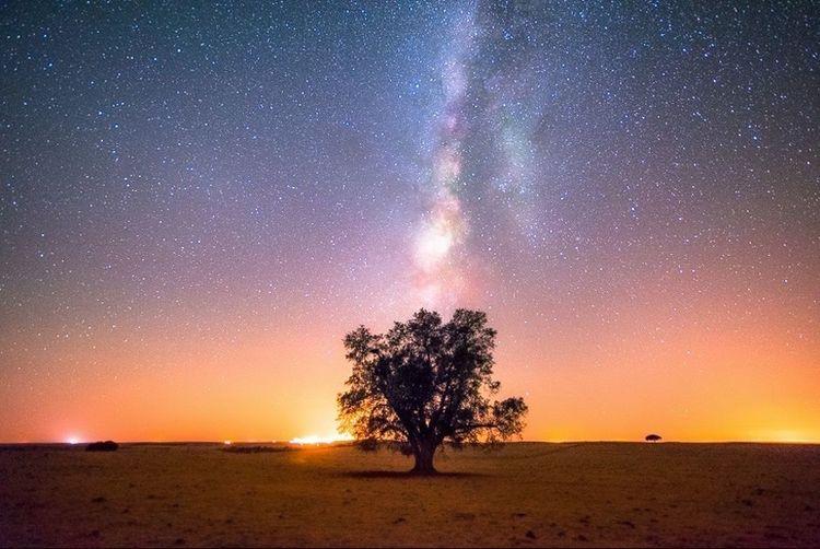 Milkyway Universe Astrophotography First Eyeem Photo