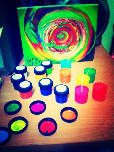 ART ATTACK Coloring Mandalas!  Crazy Time