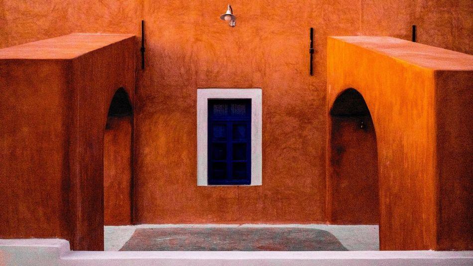 Photo Photooftheday Street Photography Architecturelovers Architecture Orange Orange Wall  Greece Santorini Santorini, Greece Santorini Island Check This Out Streetphotography Street Art Street Photo