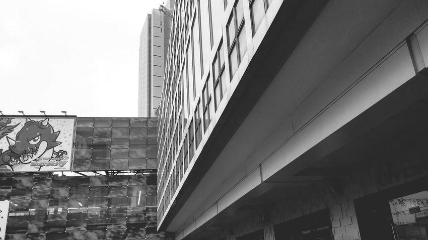 建物 Black & White 東京 出張