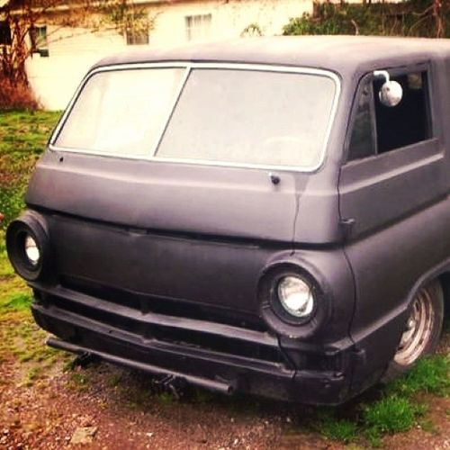 This shall be mine...or better be! DodgeA100 A100 Boogievan Dodgevan 1965Dodge ratrod