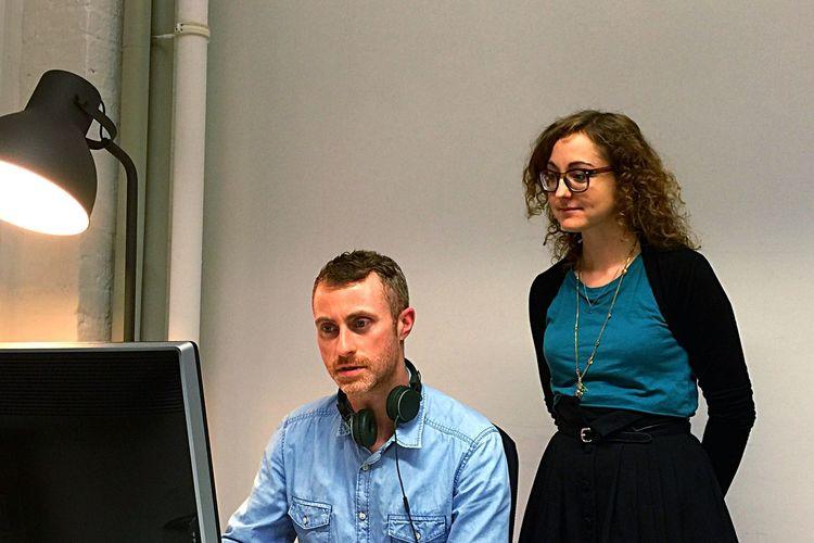 Startup Being All Lean EyeEm Team Teamwork Working