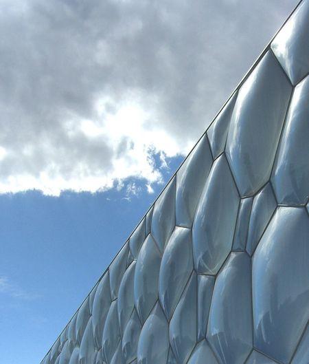 Your Design Story Beijing Olympic Stadium China Beijing National Aquatics Center