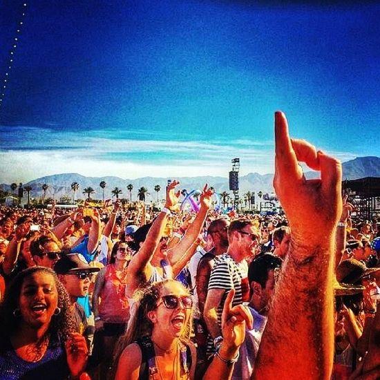 I miss the desert sun Coachella Goodvibes Concertlife