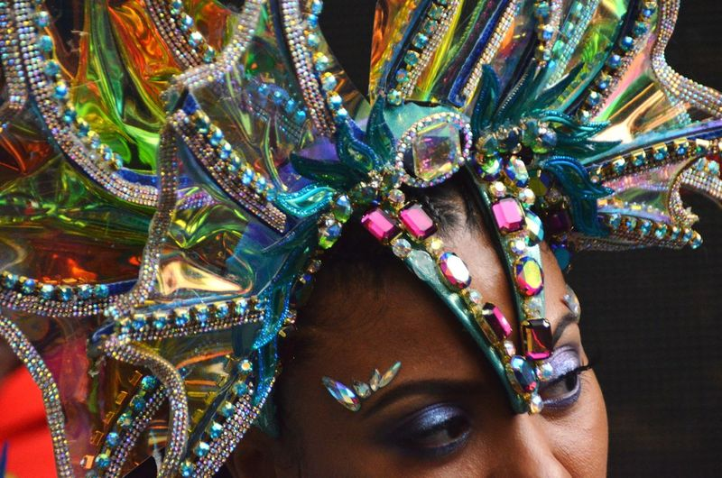 Nottinghill Carnival Nottinghill Carnival 2018 EyeEm Selects Multi Colored Arts Culture And Entertainment Beauty Venetian Mask Ornate Celebration Close-up Carnival - Celebration Event Mask - Disguise Traveling Carnival Traditional Dancing Costume Carnival My Best Photo International Women's Day 2019
