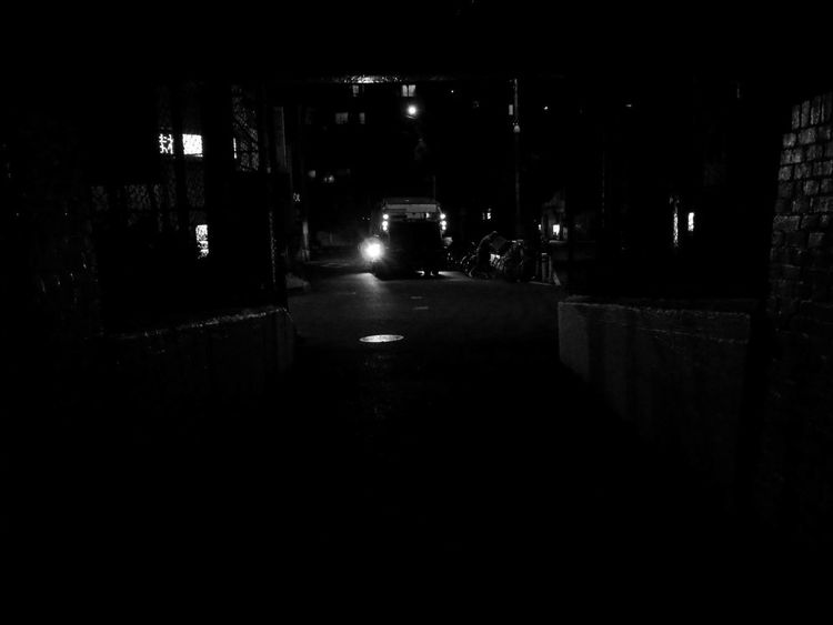 Black & White Black And White Blackandwhite Japan Monochrome Nightphotography Nishinari Street OSAKA Streetphotography 大阪 西成