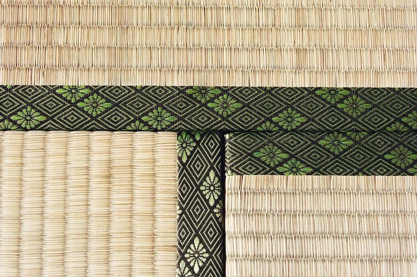 Design Geometry Japan Japanese Style Home Is Where The Art Is Order Pavement Rice Straw Tatami Textured  Travel Green Lines Japanese Culture Minimalism Minimal Textures And Surfaces Details Japanese Tales From Kriszta Directly Above Macro Beauty Pattern Pieces Interior Views Things I Like Your Design Story