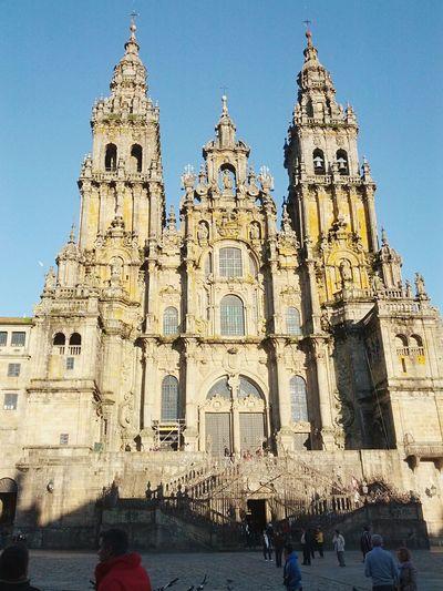 Santiago De Compostela Architecture Religion Spirituality Travel Destinations History Real People Cultures Arts Culture And Entertainment Architecture Tourist