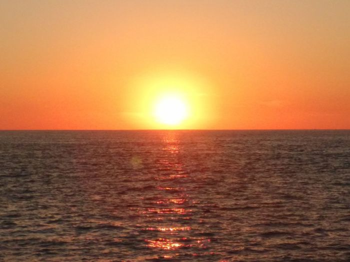 Sunset Sea Sun Tranquility Horizon Over Water Tranquil Scene Orange Color Sunlight Water Horizon Beauty In Nature Scenics Dramatic Sky Nature No People Romantic Sky Outdoors Sky Day Sunset_collection Sunset Silhouettes Mexican Sunsets Puerto Vallarta Mexico Dramatic Sky