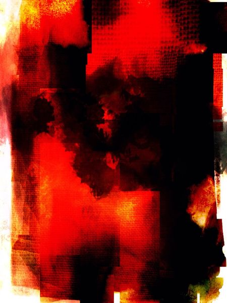 Deep impact IPhoneArtism Painting Dreaming Colors