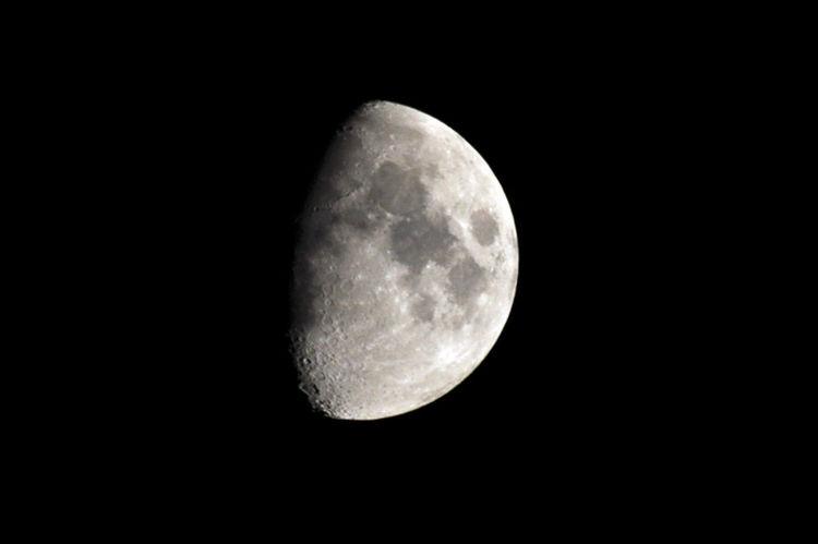 Ay Moon Ay Photooftheday EyeEm Turkeyphotooftheday Space Turkey Baskent