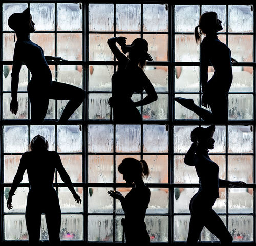 Une Silhouette De Beauté. Silhouette Window Indoors  Narratives Fashion One Young Woman Only EyeEm Best Shots For The Love Of Photography EyeEm Best Shots - People + Portrait EyeEm Gallery Feminine  Art Photography Fine Art Taking Photos Photographer Art Beautiful Woman Emotion Model Indoors  Light Beautiful People One Person Eyeemphoto Stories