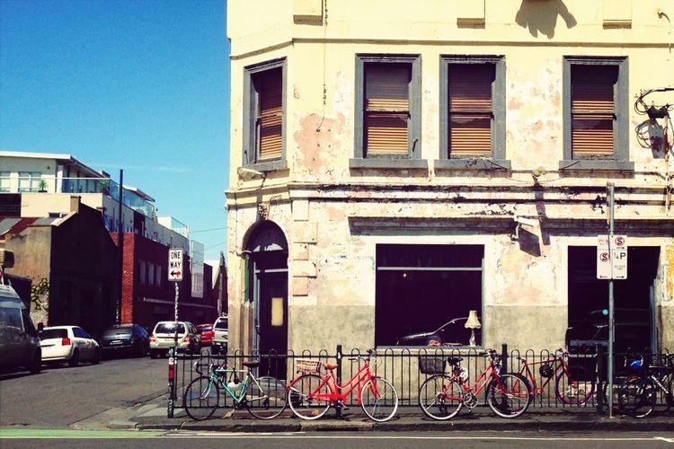 Brunswick St Melbourne