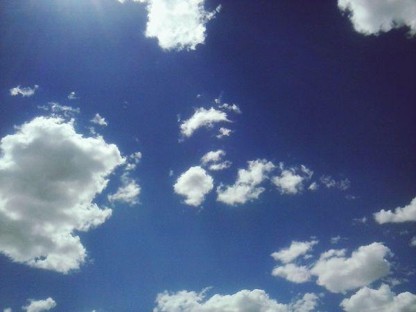 Nubes Hermosodia Cielo Cieloblu