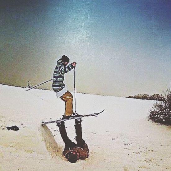 Miss you winter :/ Fun Winter Ski Nofilter