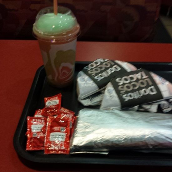 This is what overtime looks like Stickittotheman Tacobell