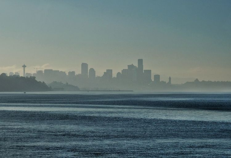 Seattle from